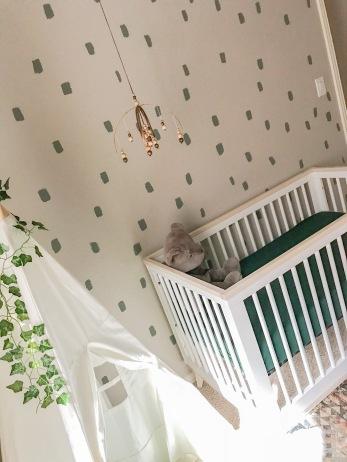 Crib & Wall